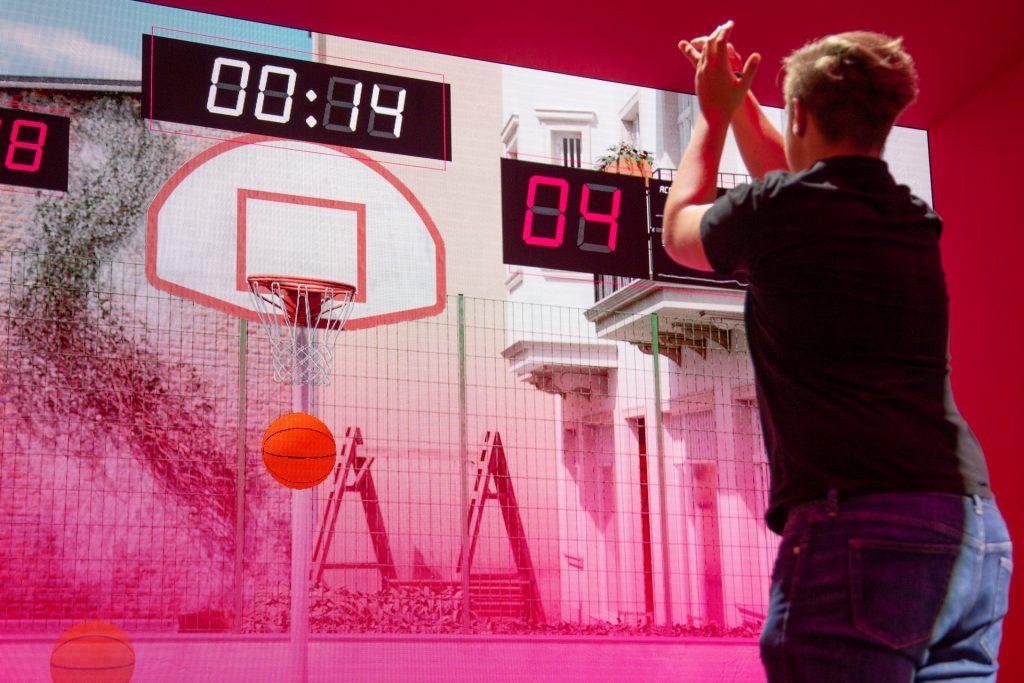 morgenluft.jetzt - Telekom Basketball Challenge, IFA 2018